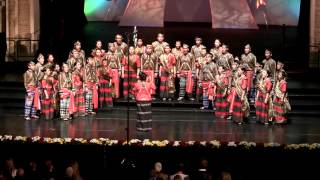 The Battle of Jericho -  Ateneo de Manila College Glee Club - Cork Choral Festival 2012