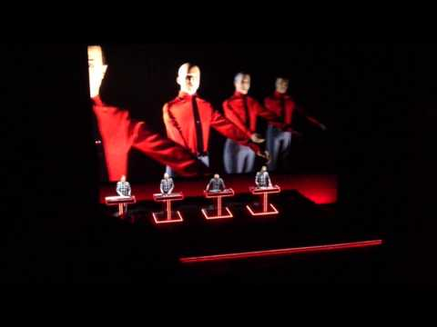 Kraftwerk live @ Burgtheater, Wien, 16/05/2014 [Part 1/4]
