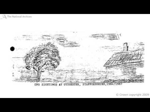 UFO file release March 2009