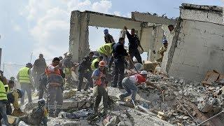 Fuerte terremoto sacude el centro de México
