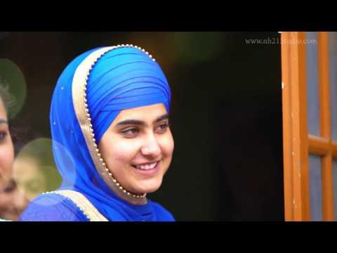 Best Gursikh Wedding Highlight | Gurtej Singh & Mandeep Kaur | Nh21 Studio