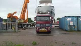 2016 Transport Boot van de Wetering