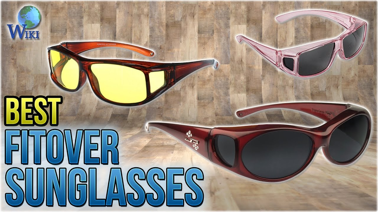 15b248c8ee0 10 Best Fitover Sunglasses 2018 - YouTube
