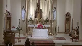 Pentecost Sunday - 10:30 AM Mass at St. Joseph's (5.31.20)