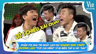 """Dương Lâm trả lời """"SAI BẤY BÁ"""" khiến Long Nhật phải """"quỳ lạy"""" xin tha cho nền âm nhạc nước nhà"""