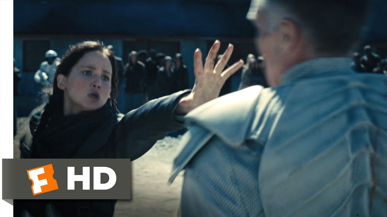 Download The Hunger Games: Catching Fire (2/12) Movie CLIP - The Peacekeepers (2013) HD