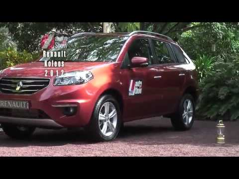 Nuevo Renault Koleos 2012
