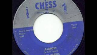 Billy Barrix - Cool Off Baby/Almost 1957