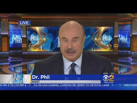 Dr. Phil Goes Inside The Church Of Wells
