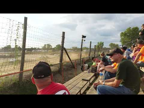 Oakshade Raceway BOSS Heat Race 8/10/2019