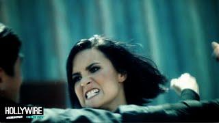 Demi Lovato Kicks Butt In 'Confident' Music Video!