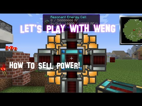Minecraft | Attack of the B-Team | Selling Power - Machine Idea for Glis