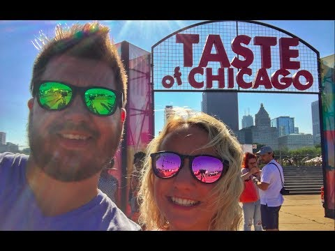 A Summer Tradition: The Taste of Chicago 2017 (July 7, 2017)