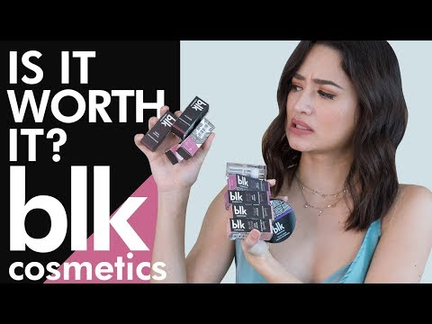 BLK Cosmetics  Anne Curtis HIT OR MISS  + Complete Review + GIVEAWAY  Nicole Andersson