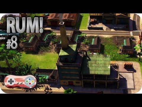 Tropico 5 // Let's Play! #8 - RUM! |