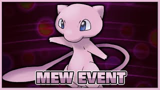 mew event deutsch   pokemon omega rubin pokemon alpha saphir