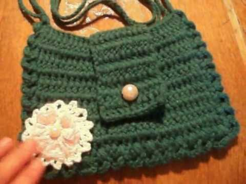 Crochet Bag Youtube : crochet bags - YouTube