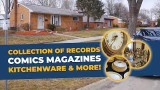 Warren, MI Estate Sale Hosted By Aarons Estate Sales