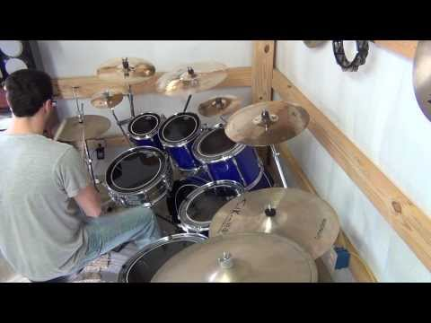 Drum Solo - Wuhan Traditional Cymbals - Silken Ride - Pearl Exports - Adam Rhodes