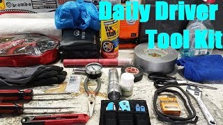 items in your car