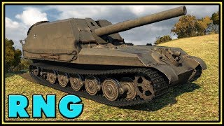 G.W. Tiger - 9 Kills - 1 VS 3 - World of Tanks Arty Gameplay