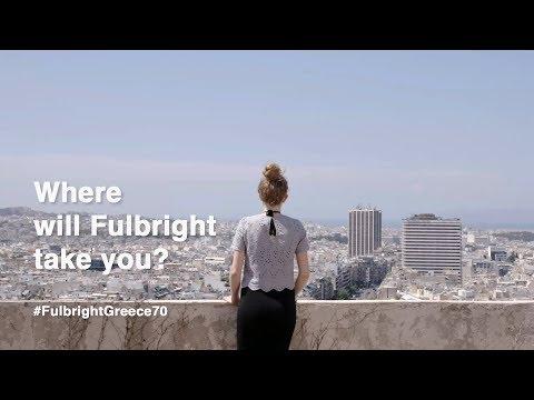 70 Χρόνια Fulbright | 70 years Fulbright Greece