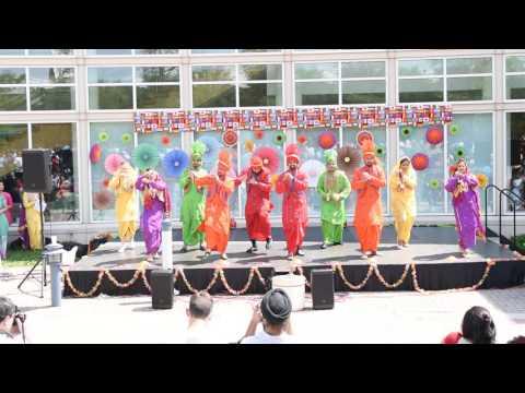 Mera Desh Hove Punjab Kulwinder Billa Performance by Rangla Punjab Dance Academy at ALN Event