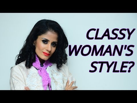 What is the Secret to a Classy Woman's Style | MISFIT MOJO