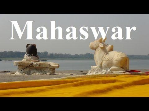 India/Maheshwar Ahilyabai Tempel&Fort  Part 42