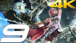 Final Fantasy XIII - Walkthrough Part 9 - Odin Eidolon & Serah l