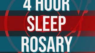 4 Hour Sleep Rosary - Complete - Soft Rain + Music Interludes screenshot 2