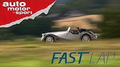 Morgan Plus 8: Technik von gestern? - Fast Lap | auto motor und sport