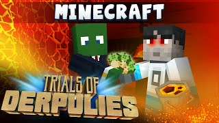 Minecraft - Trials Of Derpulies 17 - Sips The Traitor (Modded Minecraft)