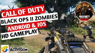 CALL OF DUTY ZOMBIES Mobile For Android & IOS Gameplay