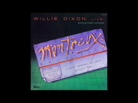 Willie Dixon - Spoonful (Live)