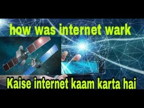 How INTERNET Works.Warld Cables in Hindi | Who Owns The Internet ? | Submarine Cables warld in INDIA