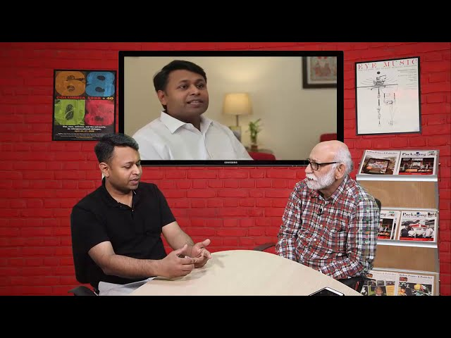 Anuj Bhargava of Kumar Labels interviewed by Naresh Khanna of Packaging South Asia