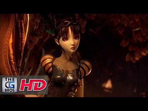 "**Award Winning** CGI 3D Animated Short  Film:  ""Blood Ties""  - by The Blood Ties Team"
