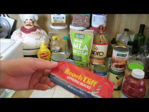 13 dollar store food bargains for preppers and food storage