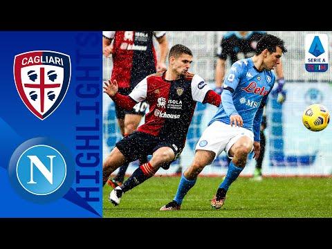 Cagliari 1-4 Napoli | Poker azzurro alla SardegnaArena | Serie A TIM