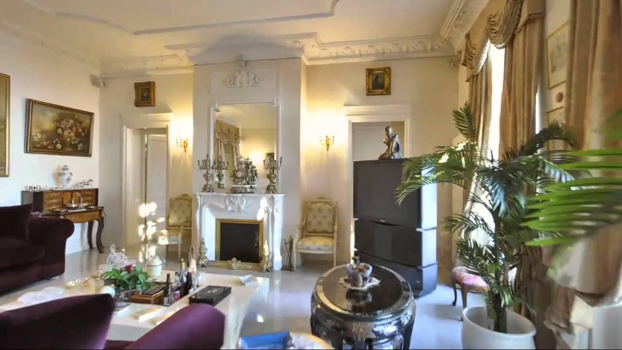 Luxury Villa Belle Epoque Near Monte Carlo Youtube