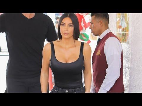 Kim Kardashian And Sisters Party At Casa Vega As Show Ratings Slump