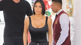 Kim Kardashian And Sisters Party At Casa Vega As Show Ratings Slump