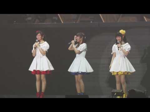 """7/13発売 Trident THE LAST LIVE「Thank You For Your """"BLUE""""@Makuhari Messe」Blu-rayダイジェスト映像"""