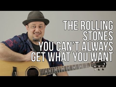 How To Play The Rolling Stones - You Can