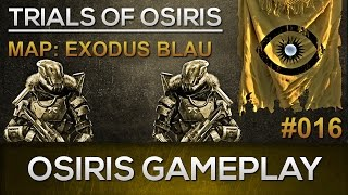 Destiny Osiris Gameplay #016 / Exodus Blau