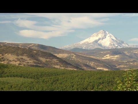 Brand USA explores Oregon's Mt. Hood/Columbia River Gorge