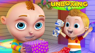 Unboxing Gift Episode | TooToo Boy | Cartoon Animation For Children | Videogyan Kids Shows