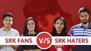 FilterCopy | Is SRK Overrated? | SRK Fans Vs SRK Haters | FC Debates
