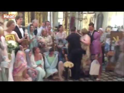 Дочь Екатерины и Александра Стриженовых обвенчалась в той же церкви, где и ее родители